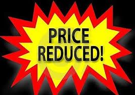 MW V5 Price reduced